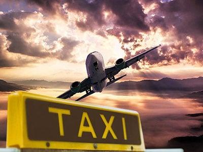 taxi almere schiphol